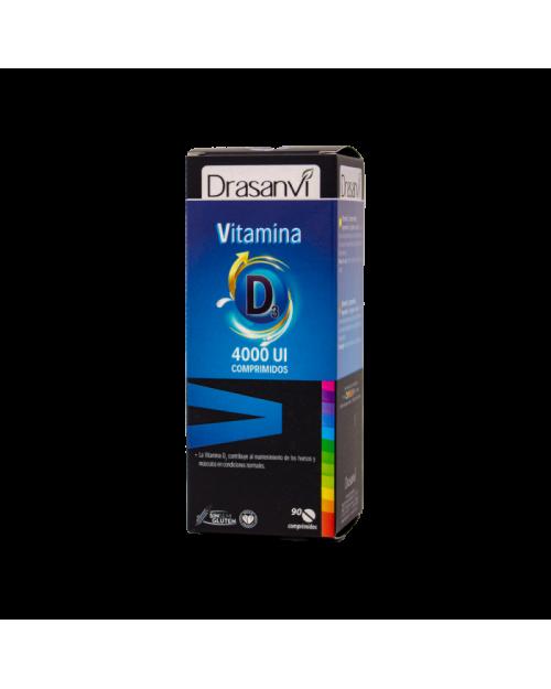 Drasanvi Vitamina D Vegana 60 Comprimidos
